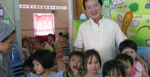 Binh Duong Orphanage